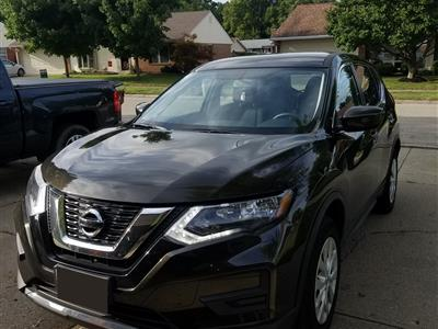 2017 Nissan Rogue lease in Miamisburg,OH - Swapalease.com