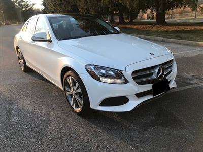 2017 Mercedes-Benz C-Class lease in Bronxville,NY - Swapalease.com