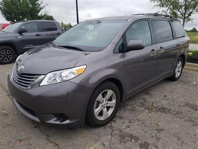 2017 Toyota Sienna lease in Georgetown,KY - Swapalease.com