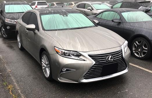 You Can Lease This Lexus ES 350 For $390.55 A Month For 23 Months. You Can  Average 769 Miles Per Month For The Balance Of The Lease Or A Total Of  17,696 ...