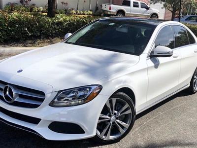 2016 Mercedes-Benz C-Class lease in Miramar,FL - Swapalease.com