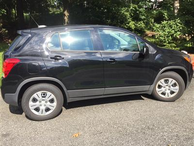 2017 Chevrolet Trax lease in Livingston,NJ - Swapalease.com