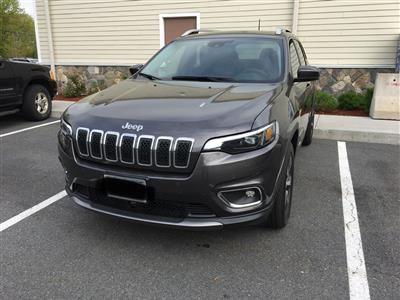 2019 Jeep Cherokee lease in Chelmsford,MA - Swapalease.com