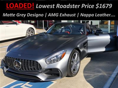 2018 Mercedes-Benz AMG GT lease in Browns Valley,CA - Swapalease.com