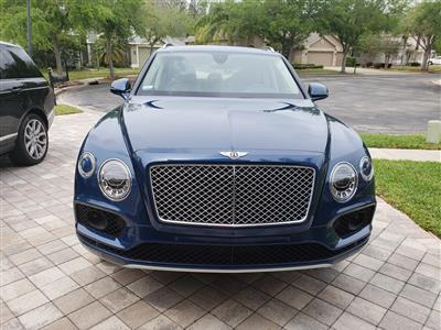 2018 Bentley Bentayga lease in Tampa,FL - Swapalease.com