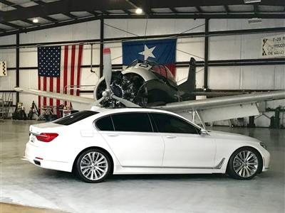 2017 BMW 7 Series lease in Dallas,TX - Swapalease.com