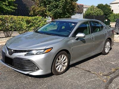 2018 Toyota Camry lease in Wood Dale,IL - Swapalease.com