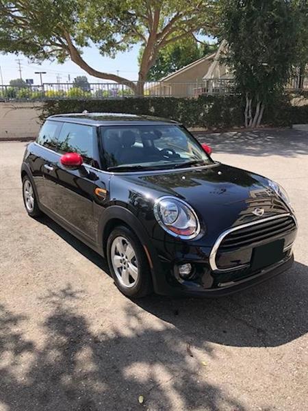 2018 mini hardtop 2 door lease in los angeles ca