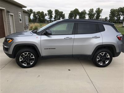 2017 Jeep Compass lease in Bismarck,ND - Swapalease.com