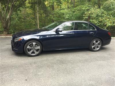2018 Mercedes-Benz E-Class lease in New Canann,CT - Swapalease.com