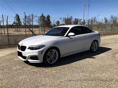 2017 BMW 2 Series lease in Los Angeles,CA - Swapalease.com