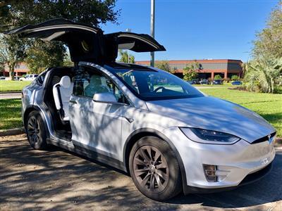 2018 Tesla Model X lease in Tampa,FL - Swapalease.com