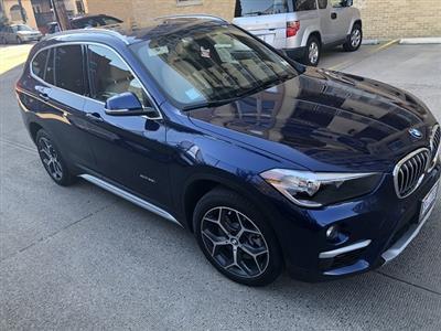 2018 BMW X1 lease in Washington,DC - Swapalease.com