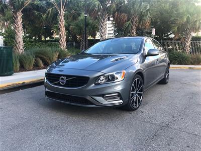 2017 Volvo S60 lease in Miami Beach,FL - Swapalease.com