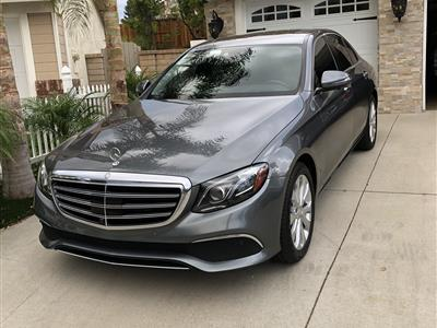 2017 Mercedes-Benz E-Class lease in Murrieta,CA - Swapalease.com