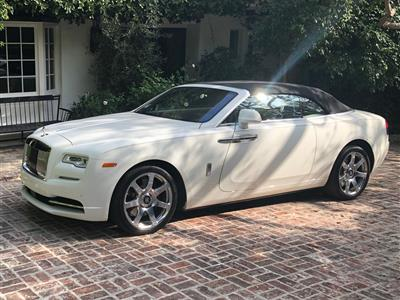 2018 Rolls-Royce Dawn lease in Los Angeles,CA - Swapalease.com