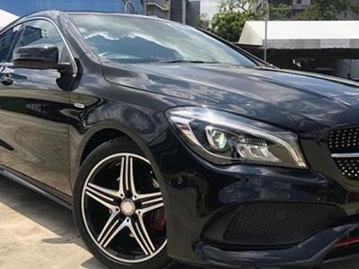 2017 Mercedes-Benz CLA Coupe lease in Walnut Creek,CA - Swapalease.com