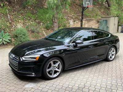 2018 Audi A5 Sportback lease in Rancho Palos Verdes,CA - Swapalease.com