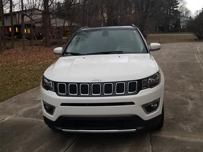 2018 Jeep Compass lease in Chesterfield,MI - Swapalease.com
