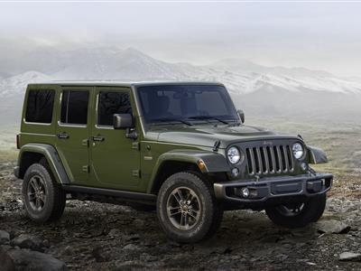 2016 Jeep Wrangler Unlimited lease in Columbus,OH - Swapalease.com