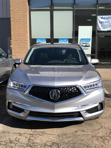 Acura MDX Lease In Mason OH - Acura for lease