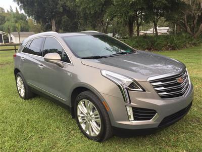 2017 Cadillac XT5 lease in ODESSA,FL - Swapalease.com
