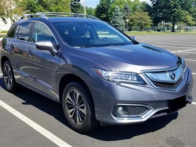 2017 Acura RDX lease in Norwalk,CT - Swapalease.com