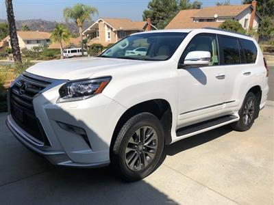 2017 Lexus GX 460 Lease In DIAMOND BAR,CA   Swapalease.com