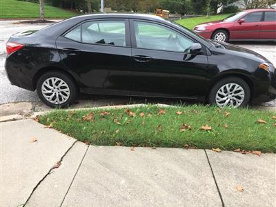 2017 Toyota Corolla lease in REISTERSTOWN,MD - Swapalease.com
