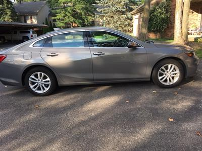 2017 Chevrolet Malibu lease in Farmington Hills,MI - Swapalease.com