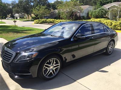 2016 Mercedes-Benz S-Class lease in SARASOTA,FL - Swapalease.com