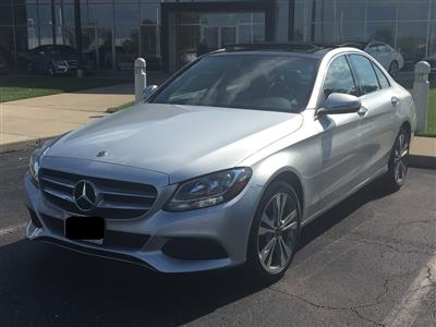 2018 Mercedes-Benz C-Class lease in Fairfield,OH - Swapalease.com