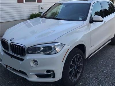 2017 Bmw X5 Lease In Columbus Nj Swapalease