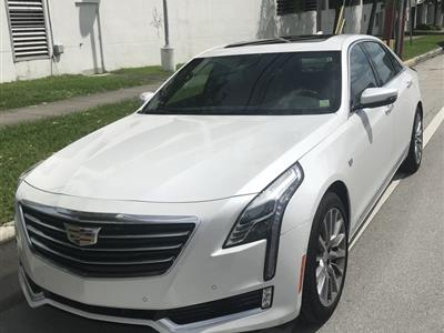 2018 Cadillac CT6 lease in MIAMI,FL - Swapalease.com