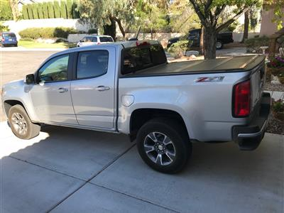 2018 Chevrolet Colorado lease in Las Vegas,NV - Swapalease.com