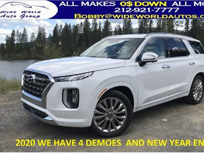 2020 Hyundai Palisade lease in New York,NY - Swapalease.com
