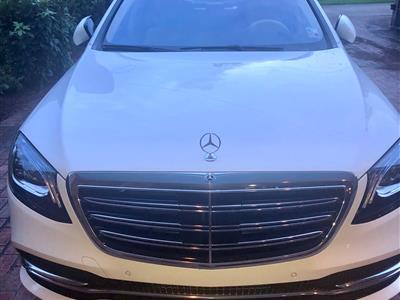 2018 Mercedes-Benz S-Class lease in New Iberia,LA - Swapalease.com