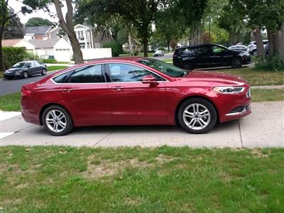 2018 Ford Fusion lease in Huntington Woods,MI - Swapalease.com