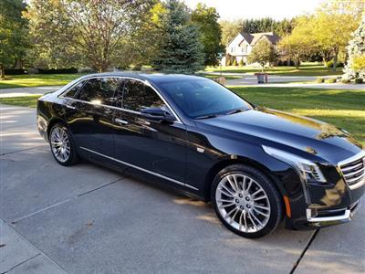 2018 Cadillac CT6 lease in Novi,MI - Swapalease.com