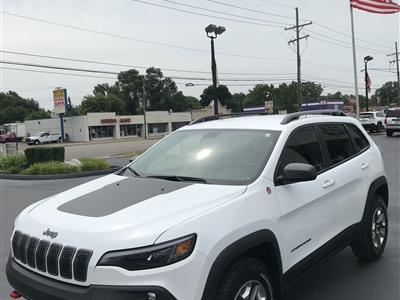 2019 Jeep Cherokee lease in Sterling Heights,MI - Swapalease.com
