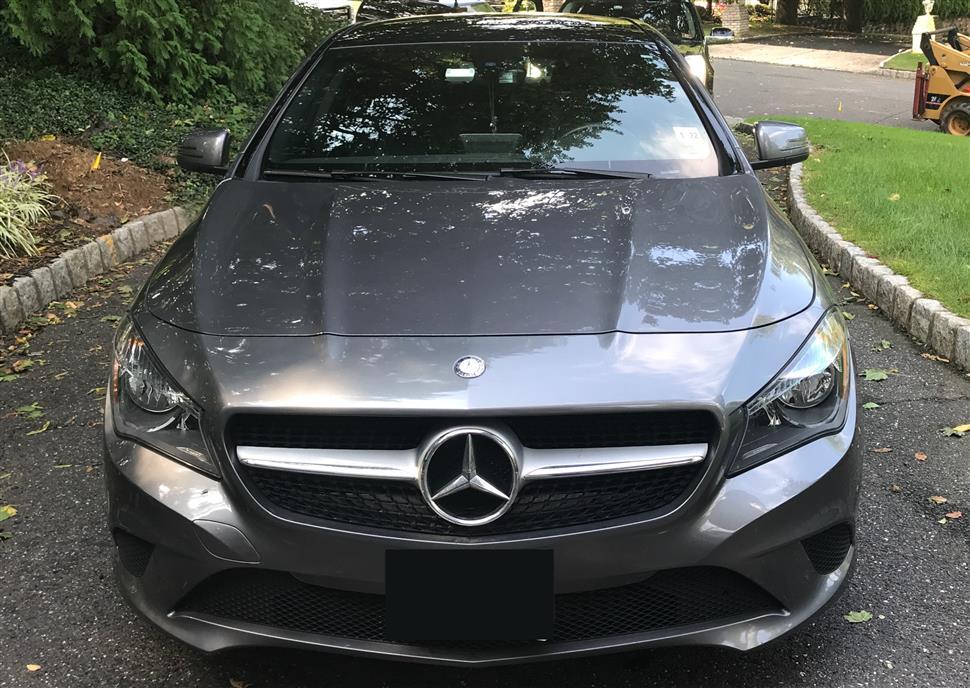 2016 Mercedes Benz Cla Cl