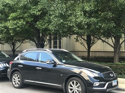 2017 Infiniti QX50 lease in CHICAGO,IL - Swapalease.com