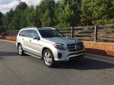 2017 Mercedes-Benz GLS-Class lease in Duleth,GA - Swapalease.com