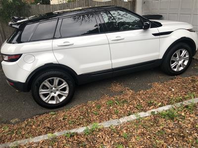 2017 Land Rover Range Rover Evoque lease in Caldwell,NJ - Swapalease.com