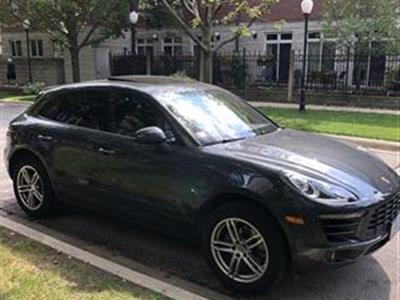 2017 Porsche Macan lease in Chicago,IL - Swapalease.com