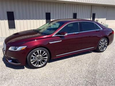2017 Lincoln Continental lease in Romulus,MI - Swapalease.com