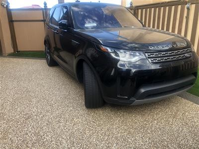 2017 Land Rover Discovery lease in Los Angeles,CA - Swapalease.com