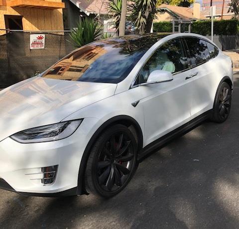 2018 Tesla Model X Lease In Corona Del Mar Ca