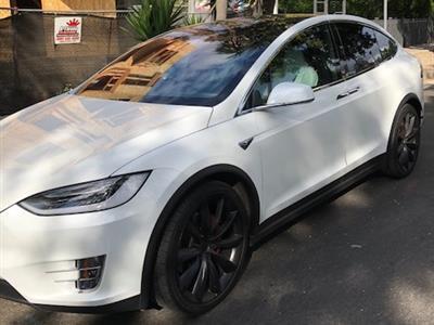 2018 Tesla Model X lease in Corona Del Mar,CA - Swapalease.com