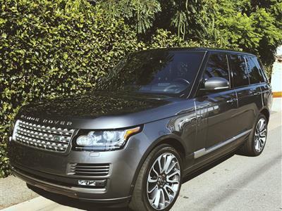 2016 Land Rover Range Rover lease in Manhattan Beach,CA - Swapalease.com